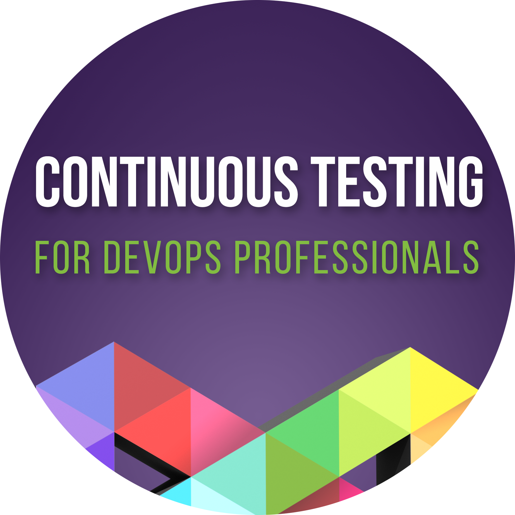 Continuous Testing for DevOps Professionals – by Eran Kinsbruner Logo